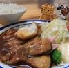大樹町 レトロ風味のご飯屋さん、龍月にて