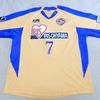 ユニフォーム その164 ベガルタ仙台 2004年シーズン 1st用 千葉直樹 選手支給品