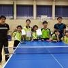 f(エフ)オープン卓球大会 その2