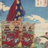 安房神社のご利益ももらえる?安房神社とゆかりのある神社たちのお祭り。~長尾祭礼~