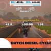 Zwift - Recovery Ride 2.5h