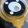 3Dプリントしたガルーダ天球儀を塗装してみた(その3)