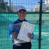 川崎ジュニアテニス選手権!