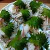 爽やかなミョウガの握り寿司 簡単レシピ付き