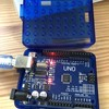 arduino uno 互換機でLチカ