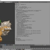 Blenderで利用可能なpythonスクリプトを作る その29(ポーズの変更とメッシュへの反映)