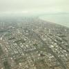 2日目:LATAM航空 LA601 リマ〜サンティアゴ ビジネス