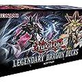 【遊戯王】『Legendary Dragon Decks』10月6日に発売!