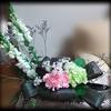 つぶやき💬神様の日🎵&今週のお花🌸