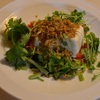 cooking・・・ジャコカリカリとオリーブの豆腐サラダ