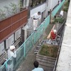 大阪で川床! 北浜テラス。