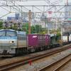 9月20日撮影 東海道線 平塚~大磯間 貨物列車を久々に撮影① 5075ㇾ 3075ㇾ