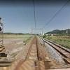 グーグルマップで鉄道撮影スポットを探してみた 山陰本線 高津駅~石原駅