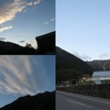 猛暑を抜け出し、涼しい所へ、立山黒部アルペンルート (2)
