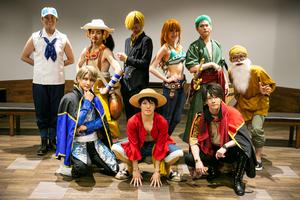 東京ワンピースタワー ピーストレイルは麦わらの一味が激近で楽しめる参加型RPG