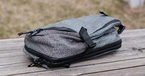 機能豊富な大きめスリングバッグ、CYCOP『DaySling 2.0』いい感じです