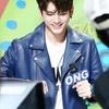 2018/04/14 ショー!音楽中心 Wanna One オン・ソンウ MC現場写真