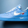"HYPEBEAST,プレゼント企画 【7月1日(金)頃締め切り】 ""OFF-WHITE × NIKE AIR FORCE 1 LOW MCA BLUE"""