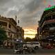 プノンペンで泊まった「Riverview Cambodia Boutique Hotel」、メコン川沿いの中級ホテル(安宿風味)