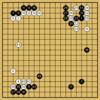 Master対AlphaGoZeroの棋譜15