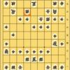 【将棋実戦譜①】先手矢倉vs後手アヒル戦法