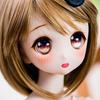no.1506 DWC-01(セミホワイト肌)<ナギ作DDカスタムヘッド>