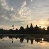 SFC解脱 タイ・カンボジア・宮古旅③アンコールワットヘ