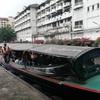 バンコク・センセーブ運河ボートの乗り方