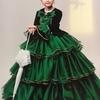 緑のドレス
