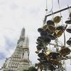 改修終了('17 8月)!ワット・アルン「暁の寺」@Wat Arun, バンコク