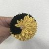つまみ細工  成人式の髪飾り  メインを仕上げてサブの髪飾りを作る