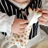 【0歳児オススメおもちゃ】出産祝いのプレゼントにすると喜ばれるキリンのソフィー