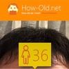 今日の顔年齢測定 221日目