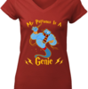 Adorable Harry Potter My Patronus is a Genie shirt