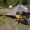 (2016/05/07)GWにブロンプトンキャンプ & ハイキング