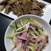 【手料理日記】 牛肉とごぼうのすき焼き風 - 24日目 -
