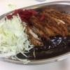 金沢カレー代表、ゴーゴーカレーのロースカツカレーはボリューム満天!