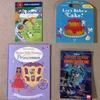 10月に読んでいる、3歳11か月の娘と1歳4か月の息子のお気に入り洋書絵本と動画まとめ。