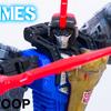 トランスフォーマー:Power of the primes Wave1 SWOOP/スワープ パワーオブザプライムス