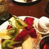 二子玉川の隠れ家風カフェ「タイムアンドスペース」でパンケーキ