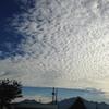 日常は続きます、空も、富士山も綺麗です
