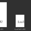 LuaTeX がますます新しくなってますますアレ
