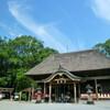 青井阿蘇神社の拝殿など@熊本県人吉市