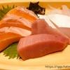 【こんぴら丸】大人気メニューの「こんぴら定食」と「三色丼」を食べた感想。