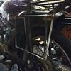 #バイク屋の日常 #ホンダ #スーパーカブ #ワンオフ #サドルバックサポート #微調整