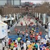 東京マラソン レポ2