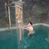 「奥那須・大正村 幸乃湯温泉」綱につかまって入るの?