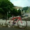 実走47km