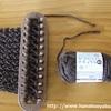 【セリアの編み機】マフラーニットメーカーの編み方を解説します