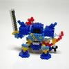 【アイロンビーズ3D】ドラゴンクエストⅡより、キラーマシーン